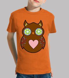 owl couleur