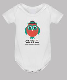 owl one wonderful lad