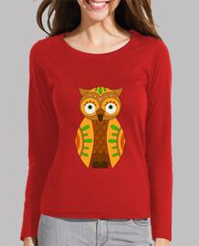owl pastel t-shirt