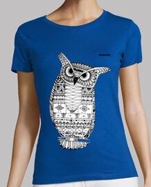 owl per sfondo scuro