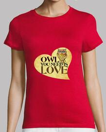 owl vous avez besoin est amour