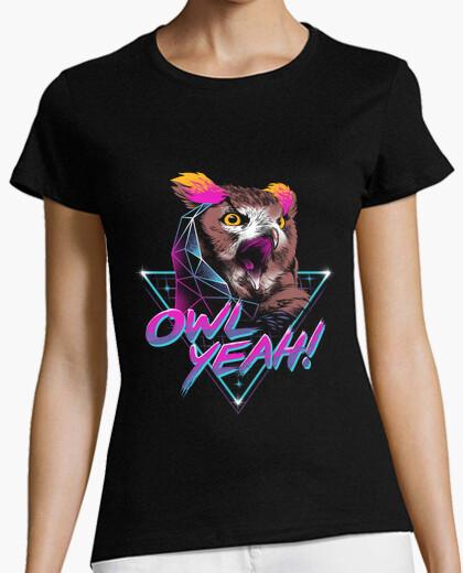 Owl yeah! shirt womens t-shirt