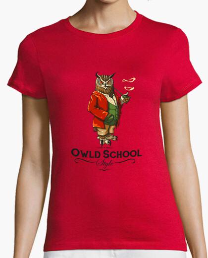 Tee-shirt Owld school