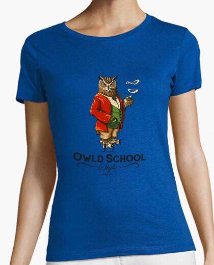 Camiseta Owld School