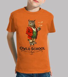 owld schule
