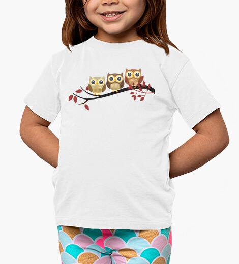 Owls kids clothes