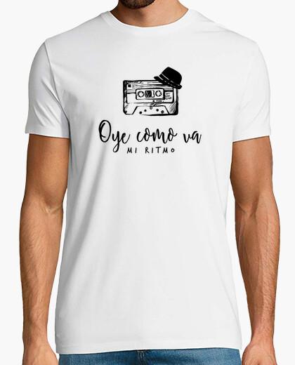 Camiseta Oye como va mi ritmo