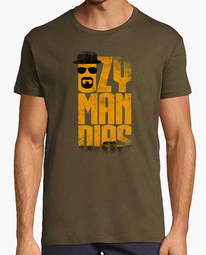 Camiseta Ozymandias