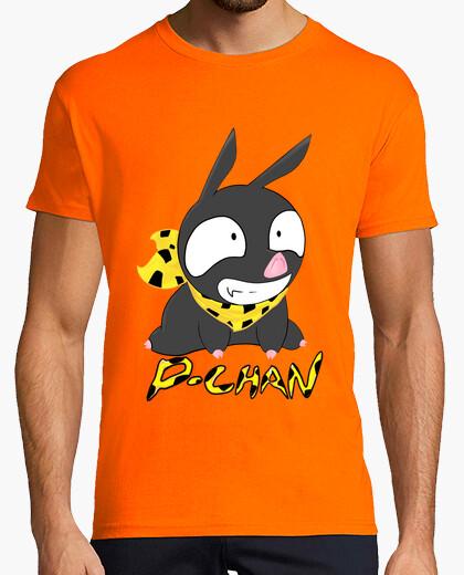 Camiseta P-chan contento Pchan