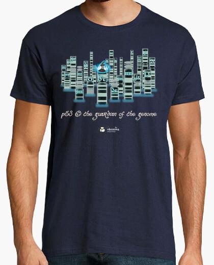 Camiseta p53 - ice - (fondos oscuros)