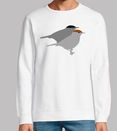 p are ja of warbled cap warblers