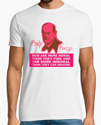 T-shirt p ink p morale ink freud