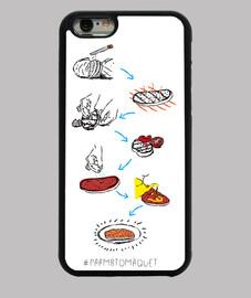 Pa amb tomàquet - Funda iPhone 6