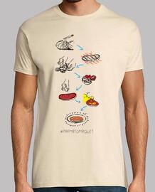 pa amb tomàquet - samarreta noi, extra qualitat