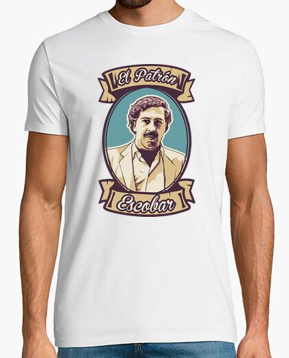 Tee-shirt Pablo Escobar - El Patrón