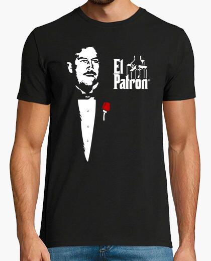 Tee-shirt Pablo Escobar - El Patrón (The Godfather)