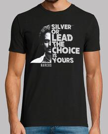 Pablo Escobar - Plata o Plomo la elección es tuya (Narcos)