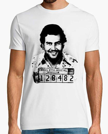 Camiseta Pablo Escobar (Foto Cárcel de Medellín)