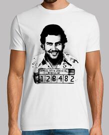 Pablo Escobar (Photo Prison Medellin)
