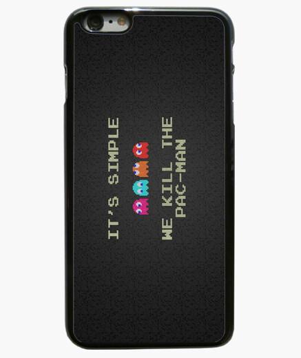 Coque Iphone 6 Plus / 6S Plus pac-man