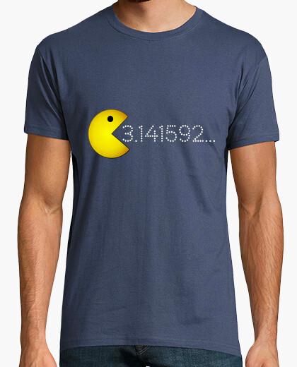 Camiseta Pac-Man Pi