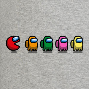 Pacman is among us T-shirts