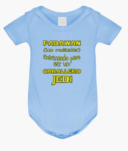Ropa infantil Padawan (Entrenando para Jedi)