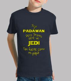 Padawan pronto Jedi