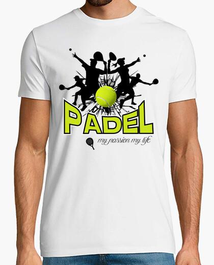 Camiseta Padel