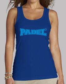 Padel azul