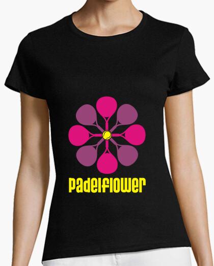 Camiseta Padelflower