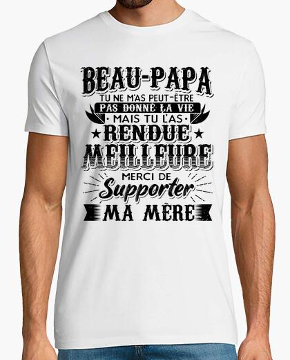 Camiseta padrastro dia del padre padrastro