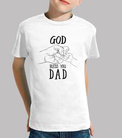 padre figlio-migliori amici per sempre-