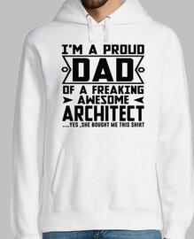 padre orgulloso de maldito arquitecto i