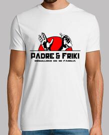 Padre y Friki