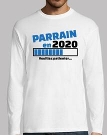 Padrino nel 2020 per favore aspetta
