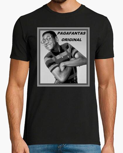 Camiseta Pagafantas original - Steve Urkel