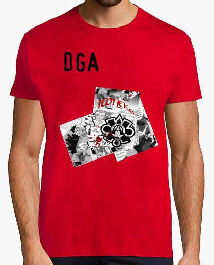 a977b0bcf7260 Camiseta paginas de comic