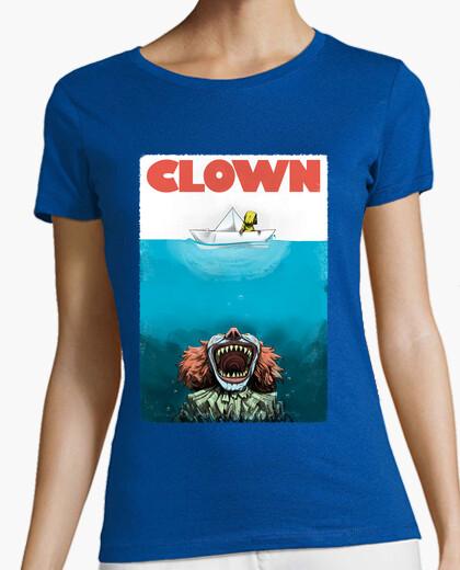 T-shirt pagliaccio