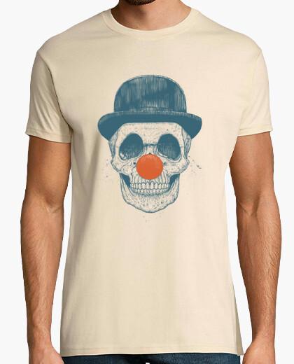 T-shirt pagliaccio morti