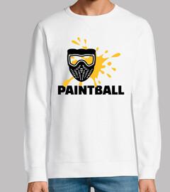 Paintball-Spritzmaske