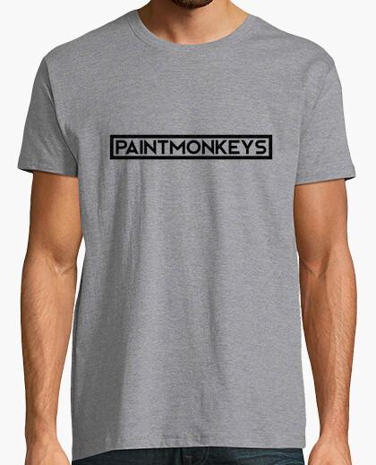Camiseta PAINTMONKEYS HORIZONTAL