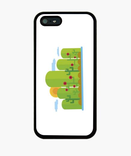 Funda iPhone paisaje llano