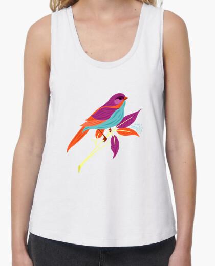 Camiseta Pájaro