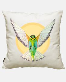 pájaro - geometrie. text: zeigt ihre