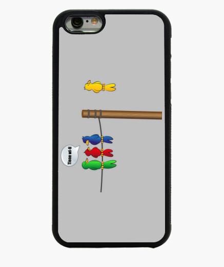 Funda iPhone 6 / 6S Pájaro inalámbrico
