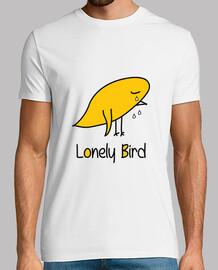 pájaro solo