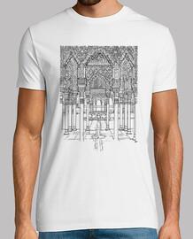 palacio de la alhambra, granada, andalucia -arquitectura
