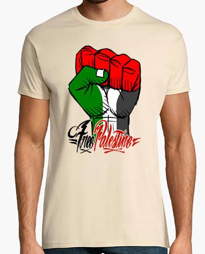 Camiseta Palestina Libre