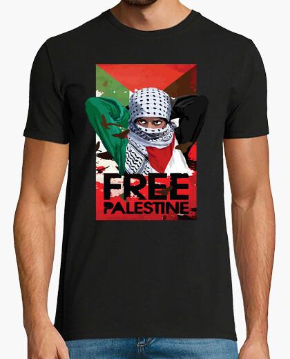 Tee-shirt Palestine Libre